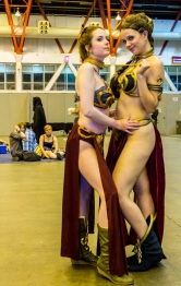 Slave Leia Cosplay 1