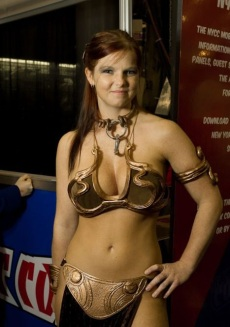 Slave Leia Cosplay 21