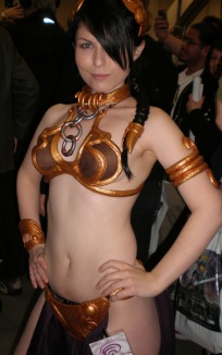 Slave Leia Cosplay 22