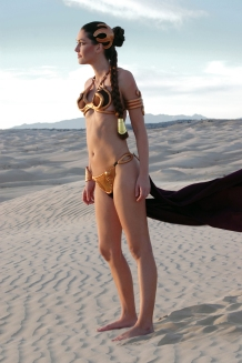 Slave Leia Cosplay 23