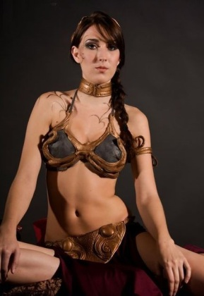 Slave Leia Cosplay 27