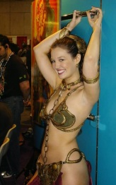 Slave Leia Cosplay 3