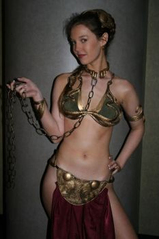 Slave Leia Cosplay 34