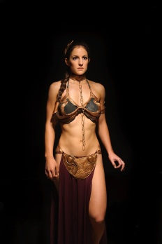 Slave Leia Cosplay 35