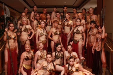 Slave Leia Cosplay 39