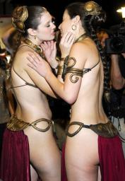 Slave Leia Cosplay 42