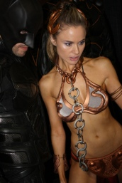 Slave Leia Cosplay 43