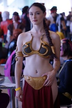 Slave Leia Cosplay 48