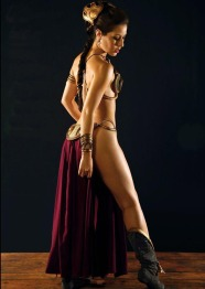 Slave Leia Cosplay 5