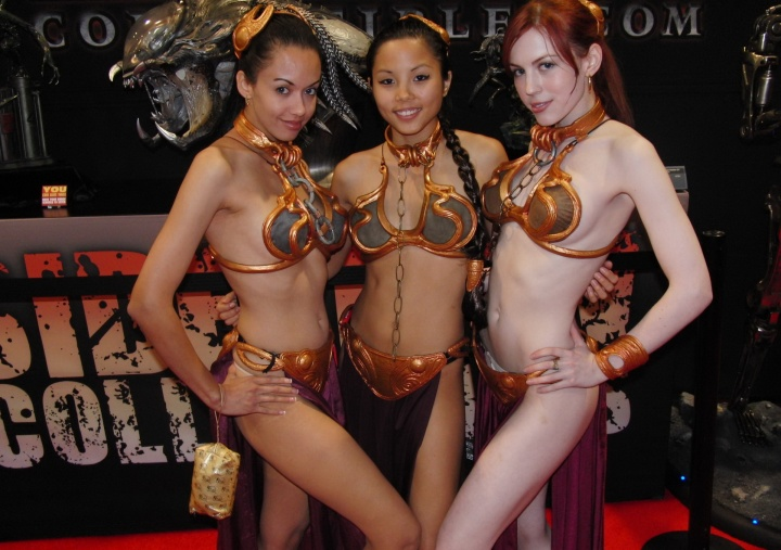 Slave Leia Cosplay 52