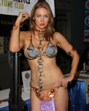 Slave Leia Cosplay 55