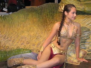 Slave Leia Cosplay 57