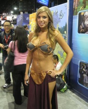 Slave Leia Cosplay 58