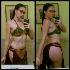 Slave Leia Cosplay 68