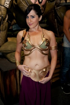 Slave Leia Cosplay 70