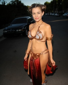 Slave Leia Cosplay 71