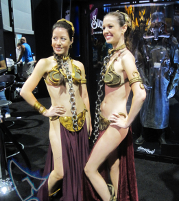 Slave Leia Cosplay 74