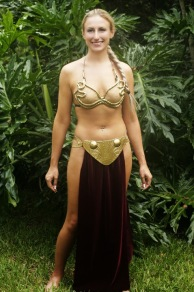 Slave Leia Cosplay 75