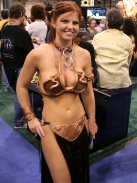 Slave Leia Cosplay 82