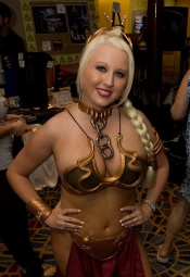 Slave Leia Cosplay 86