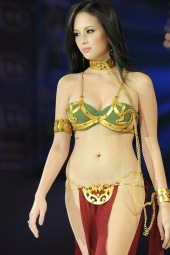 Slave Leia Cosplay 87