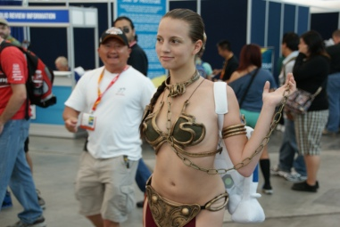 Slave Leia Cosplay 89