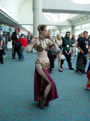 Slave Leia Cosplay 93