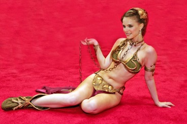 Slave Leia Cosplay 95