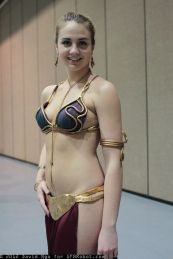 Slave Leia Cosplay100