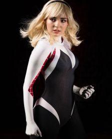 Spider-Gwen Cosplay 10