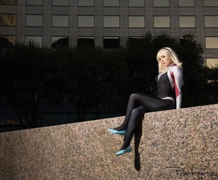 Spider-Gwen Cosplay 13