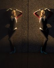 Spider-Gwen Cosplay 14