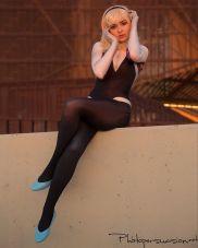 Spider-Gwen Cosplay 18