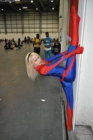Spider-Gwen Cosplay 27