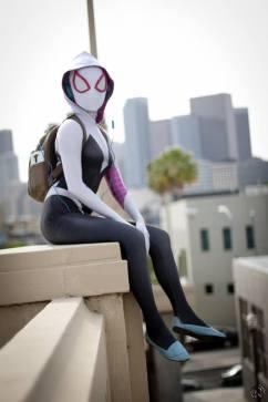 Spider-Gwen Cosplay 41