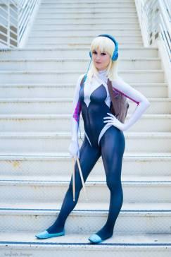 Spider-Gwen Cosplay 42
