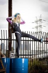 Spider-Gwen Cosplay 48