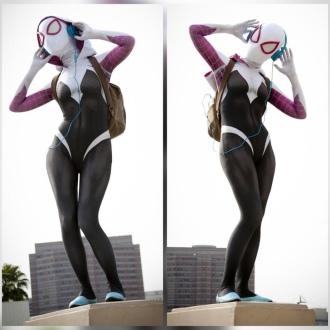 Spider-Gwen Cosplay 50