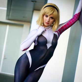 Spider-Gwen Cosplay 53