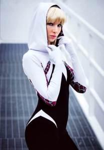 Spider-Gwen Cosplay 57