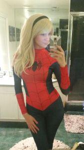 Spider-Gwen Cosplay 59