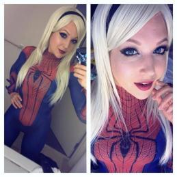 Spider-Gwen Cosplay 65