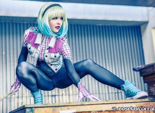 Spider-Gwen Cosplay 71