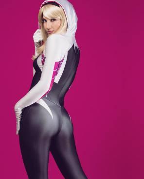 Spider-Gwen Cosplay 72