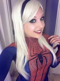 Spider-Gwen Cosplay 74