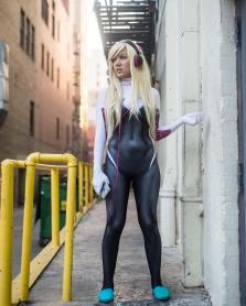 Spider-Gwen Cosplay 77