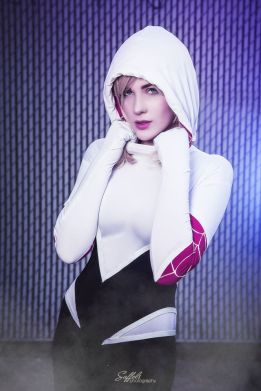 Spider-Gwen Cosplay 79
