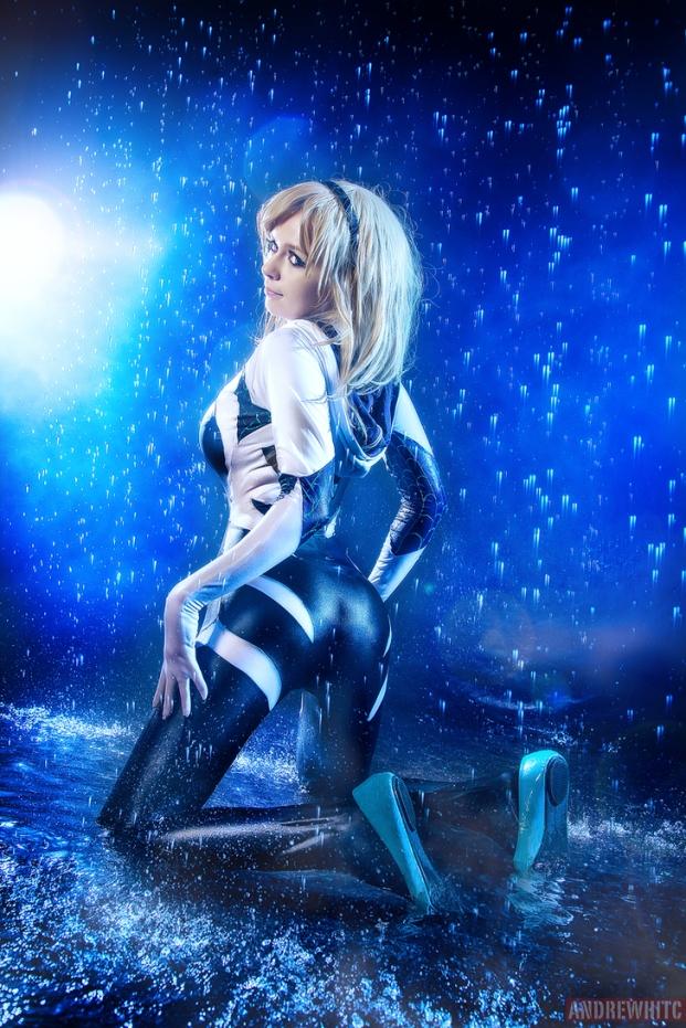 Spider-Gwen Cosplay 95