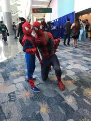 Spider-Man does WonderCon 2017 11