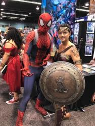 Spider-Man does WonderCon 2017 12